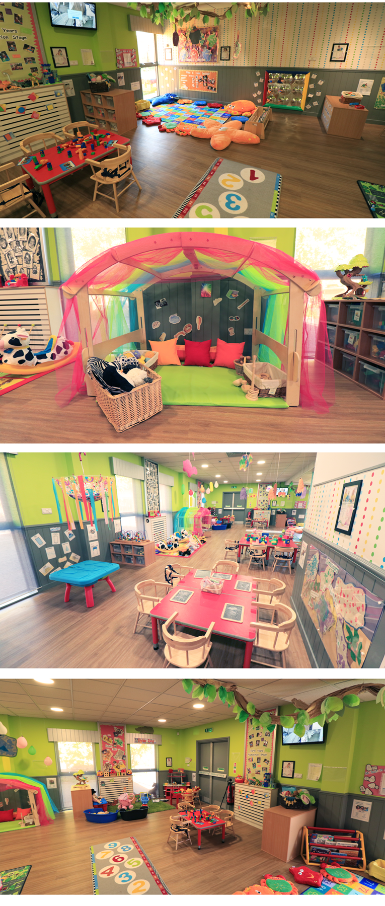 Willows Toddler Room
