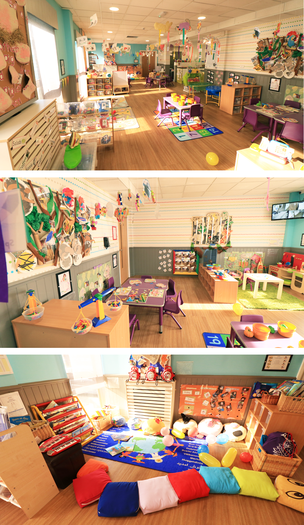 Willows Early Learner Room