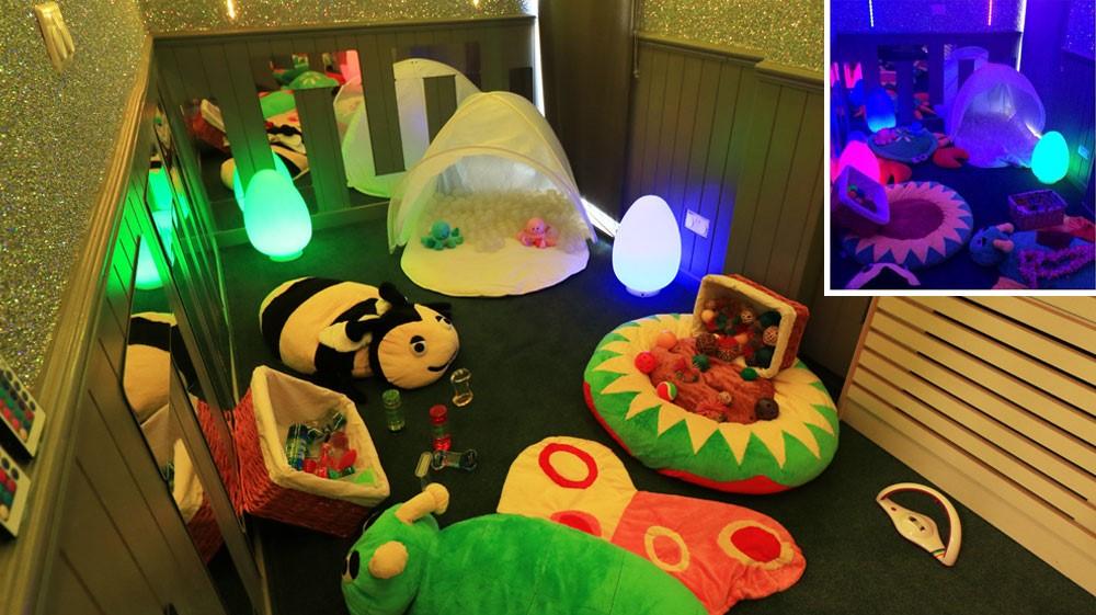 Baby Sensory Room Warrington