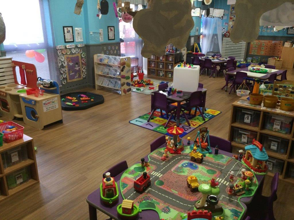 Early Learner Room